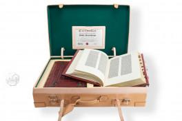 Pelplinskiego egzemplarza Biblii Gutenberga, Pelplin, Biblioteka Seminarium Duchownego, Hub. 28, Pelplinskiego egzemplarza Biblii Gutenberga facsimile edition by Orbis Pictus.