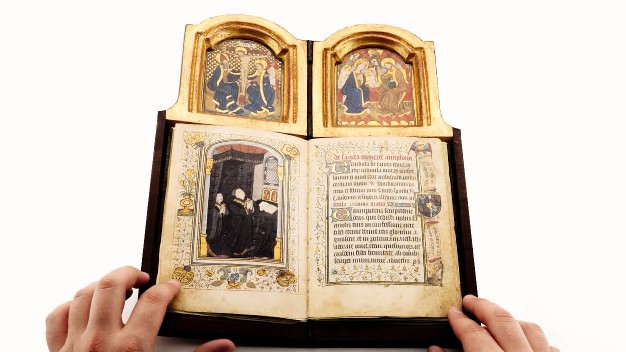 Book Altar of Philip the Good