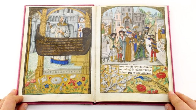 Flemish Chronicle of Philip the Fair