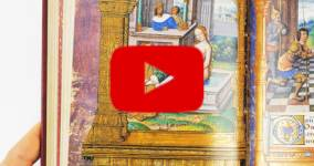 New Video: The Barberini Book of Hours for Rouen Facsimile Edition