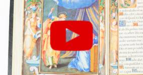 New Video: Book of Hours of Philip II Facsimile Edition