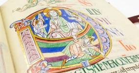 The Magnificent and Exuberant Illuminations of the St Albans Psalter