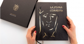 La Divina Commedia – The New Manuscript: Exclusive Book Design  Preview