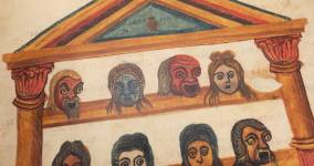 Feasting Around the Table in Centuries Past