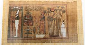 From the Nile Banks to Laser Machines: Making a Papyrus Facsimile