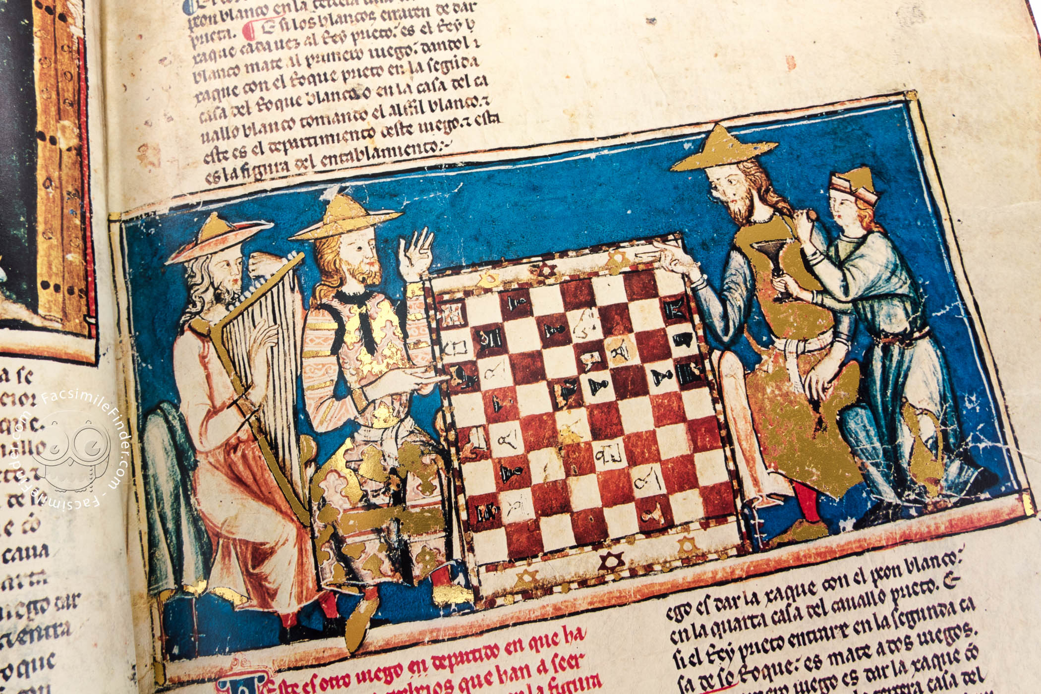 book of games alfonso x
