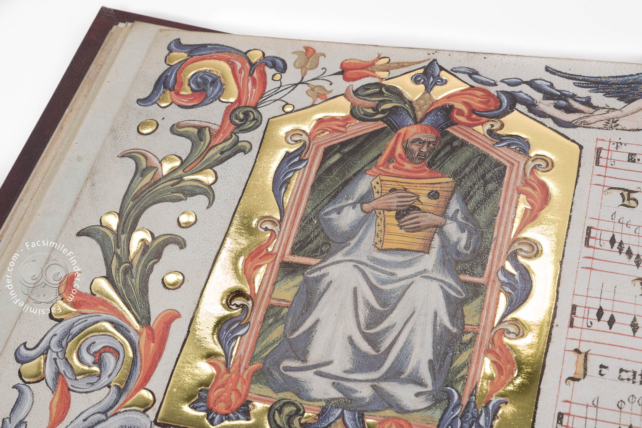 squarcialupi codex The squarcialupi codex is a facsimile of a 15th century manuscript named for its owner, the italian organist and composer antonio squarcialupi.