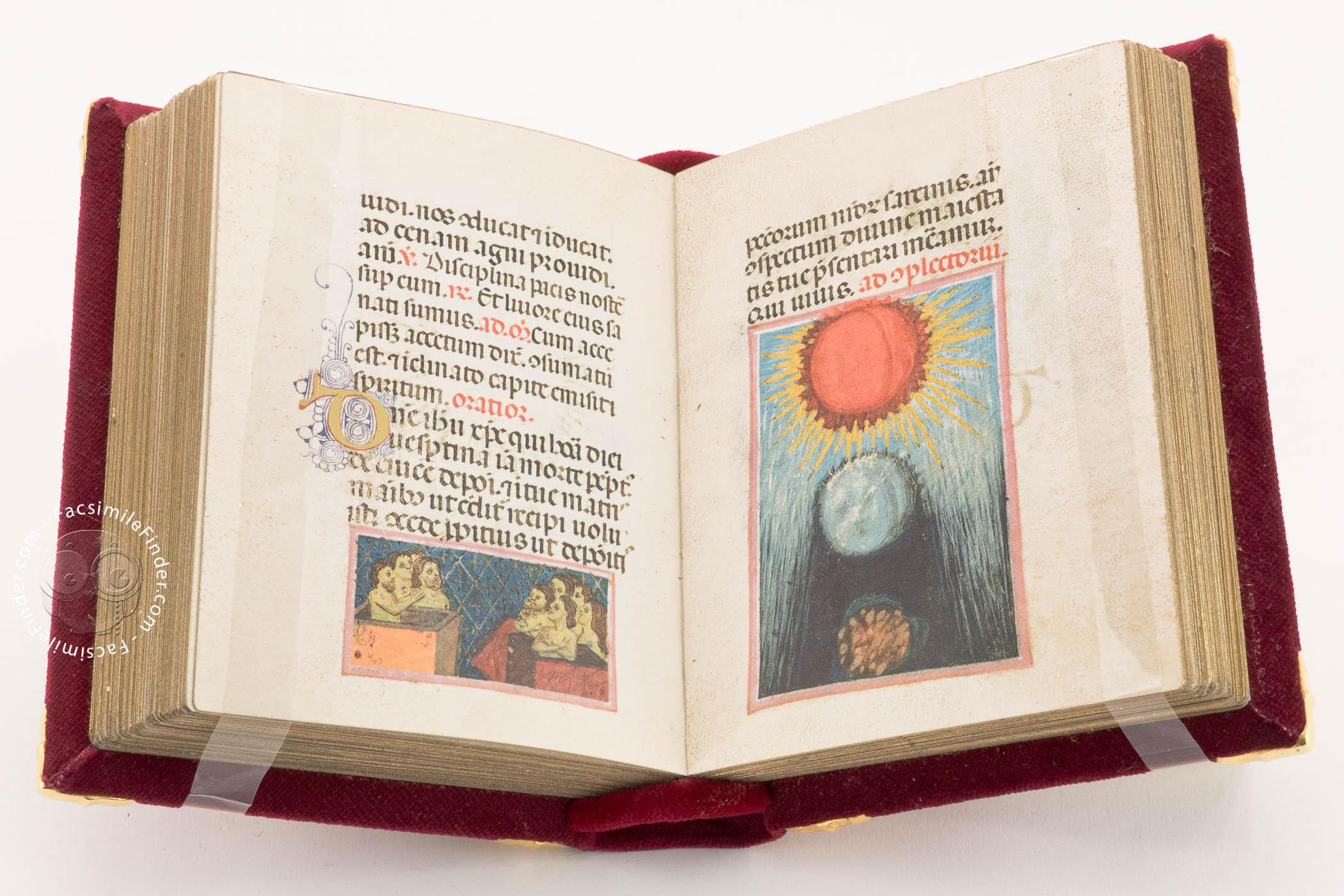 Officiolum of Francesco da Barberino « Facsimile edition