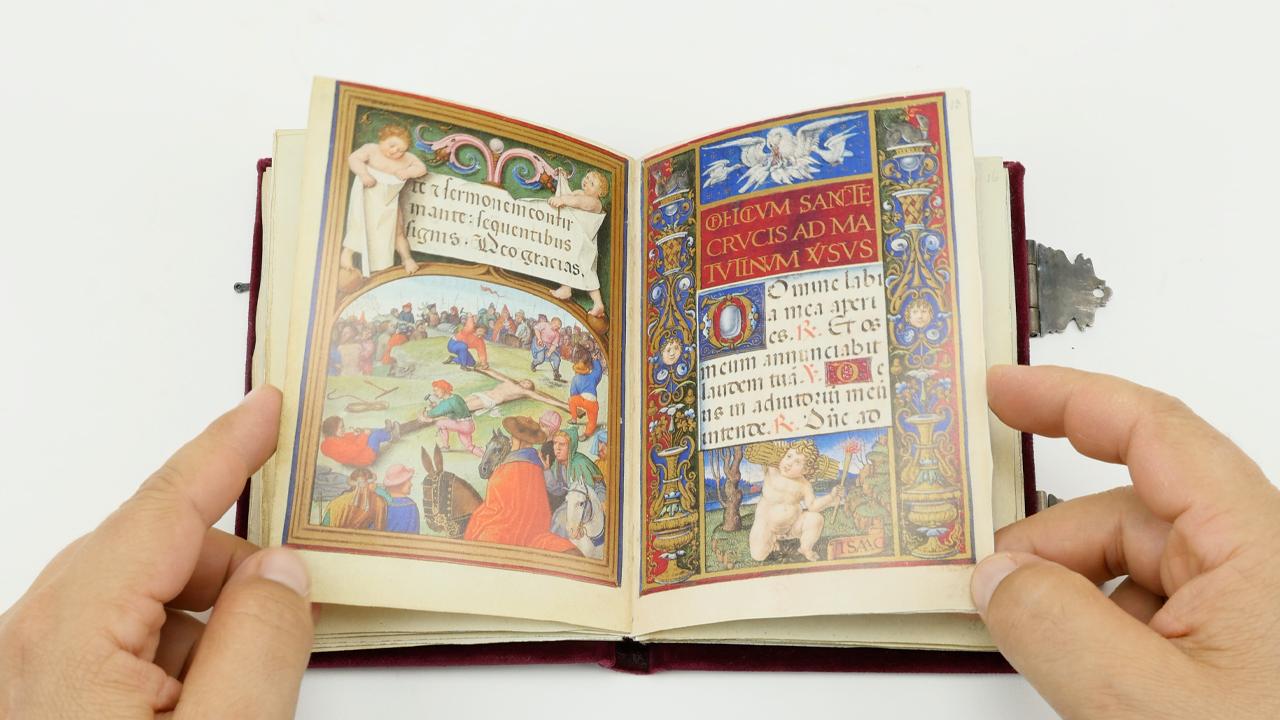 Sforza Hours