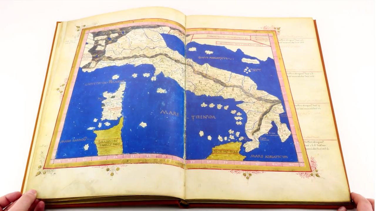 Atlas of Borso D