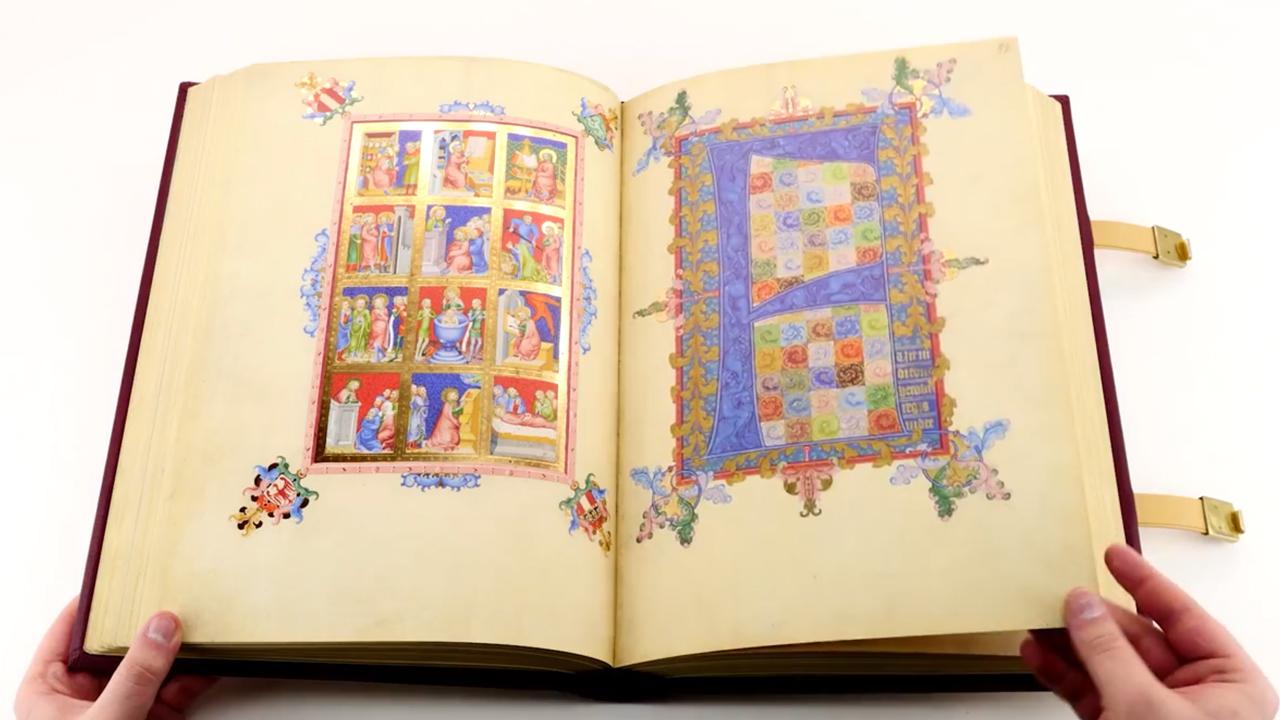 Gospels of John of Opava